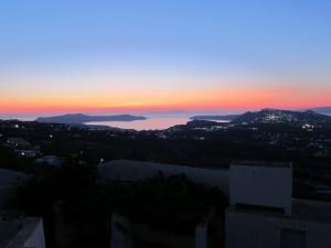 Sunset from Spiti Stelios